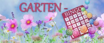 Garten-Bingo