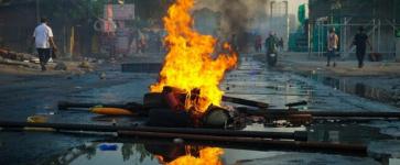 Übergangsregierung der Taliban errichtet Protestverbot