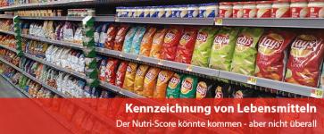 Kennzeichnung von Lebensmitteln
